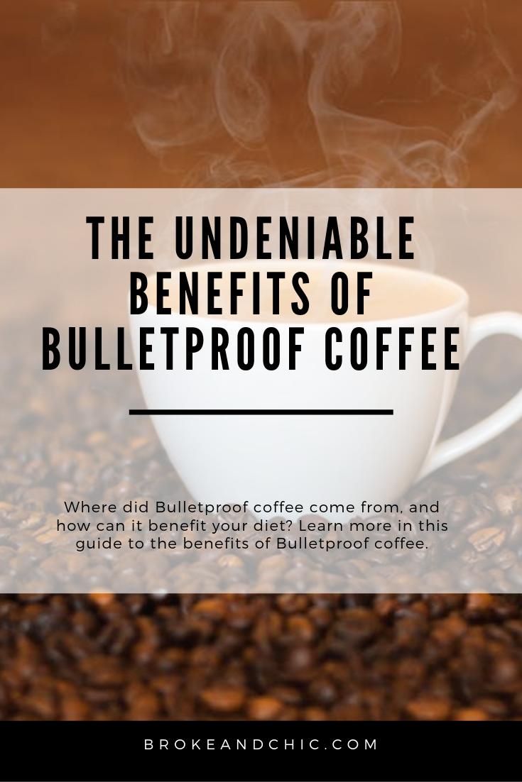 bulletproof coffee information