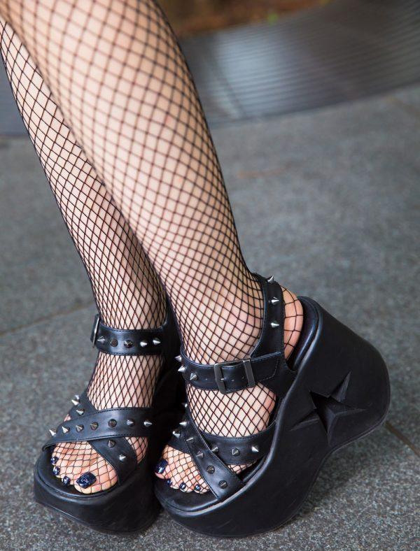 Demonia Sandals