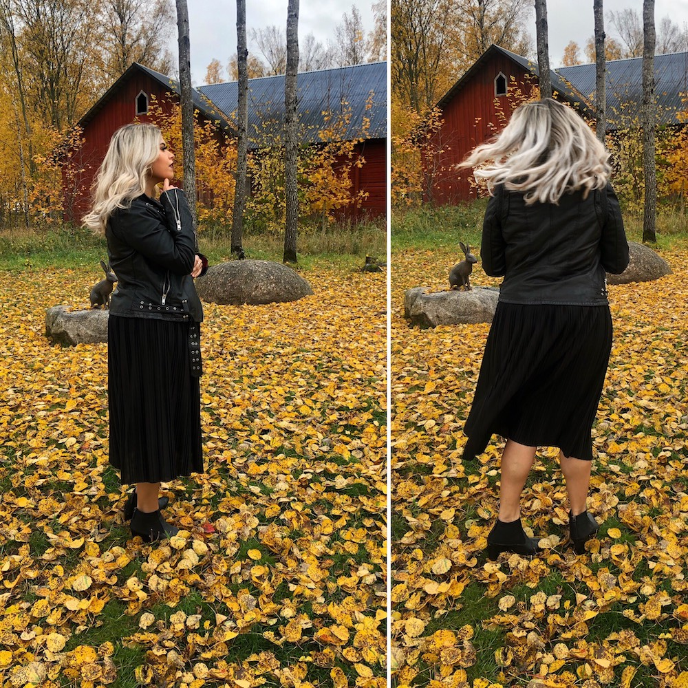 Broke Fashion: Getting Witchy in Sweden to Honor Kiki's 30th Birthday