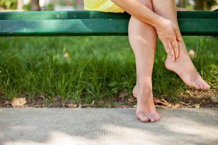 heel pain in foot