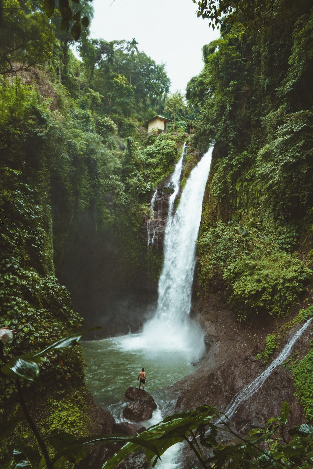 Sekumpul indonesia waterfall