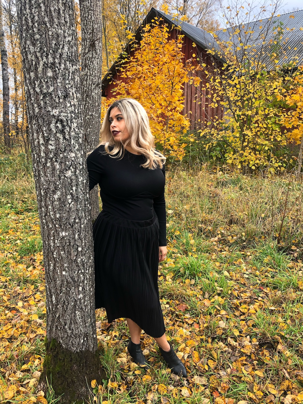 Getting Witchy in Sweden to Honor Kiki's 30th Birthday