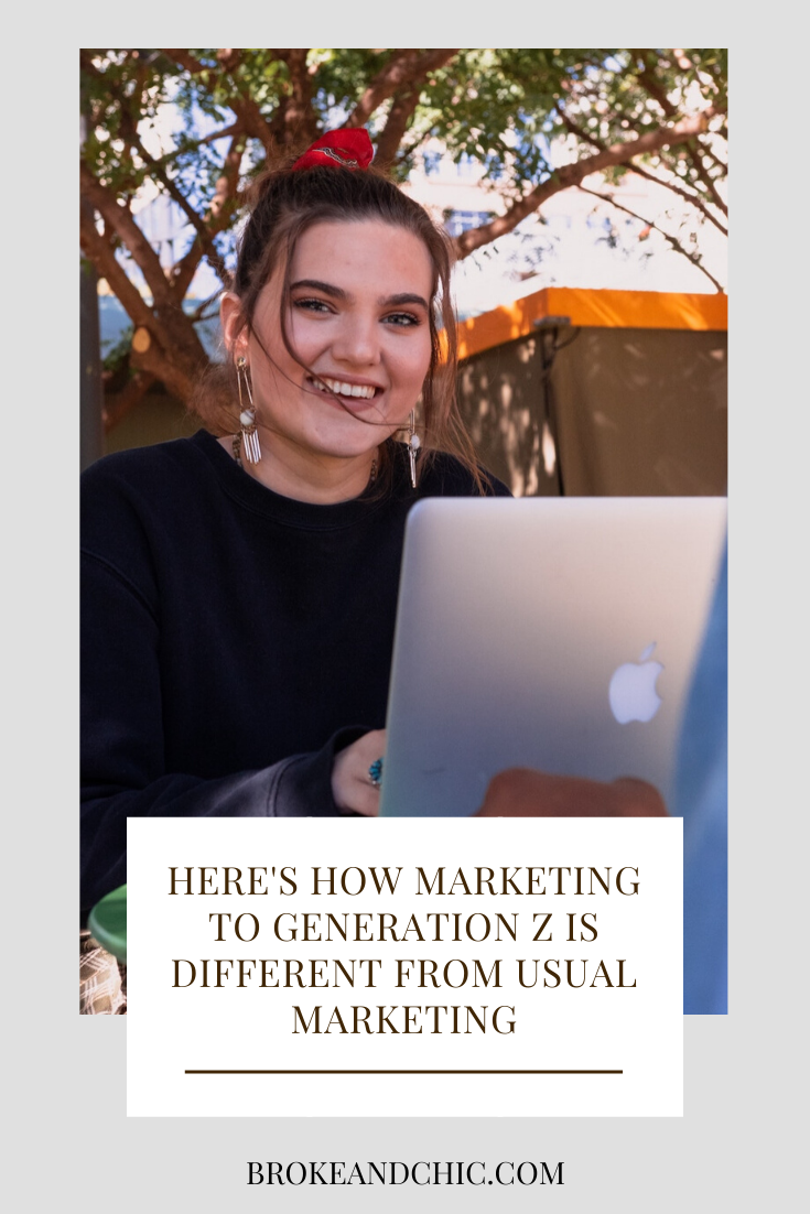 how to market to gen z