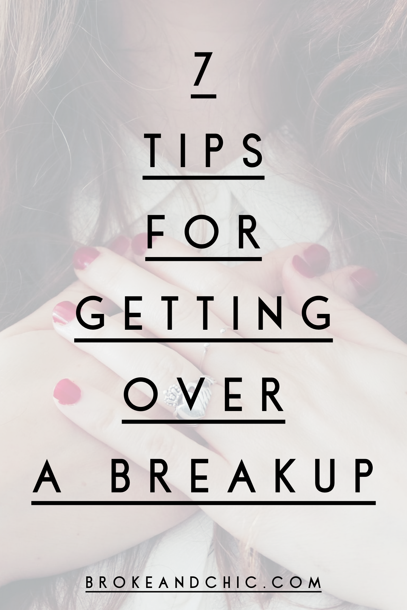 mending your heart after a breakup