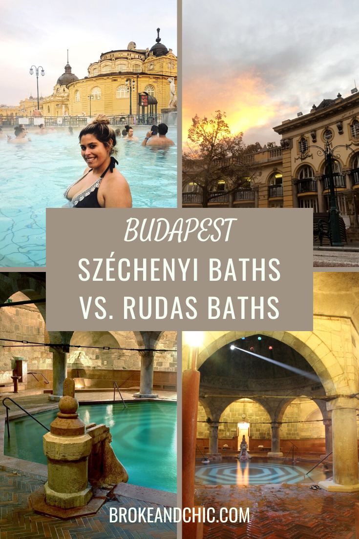 review of baths and spas in budapest