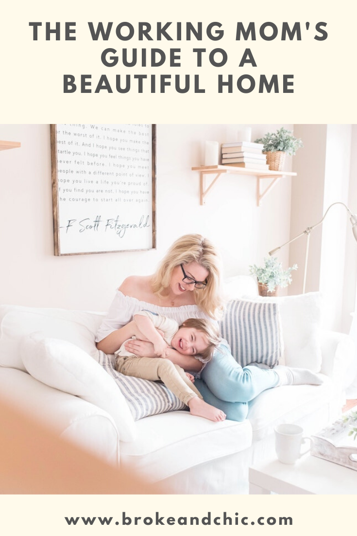 working mom lifestyle tips