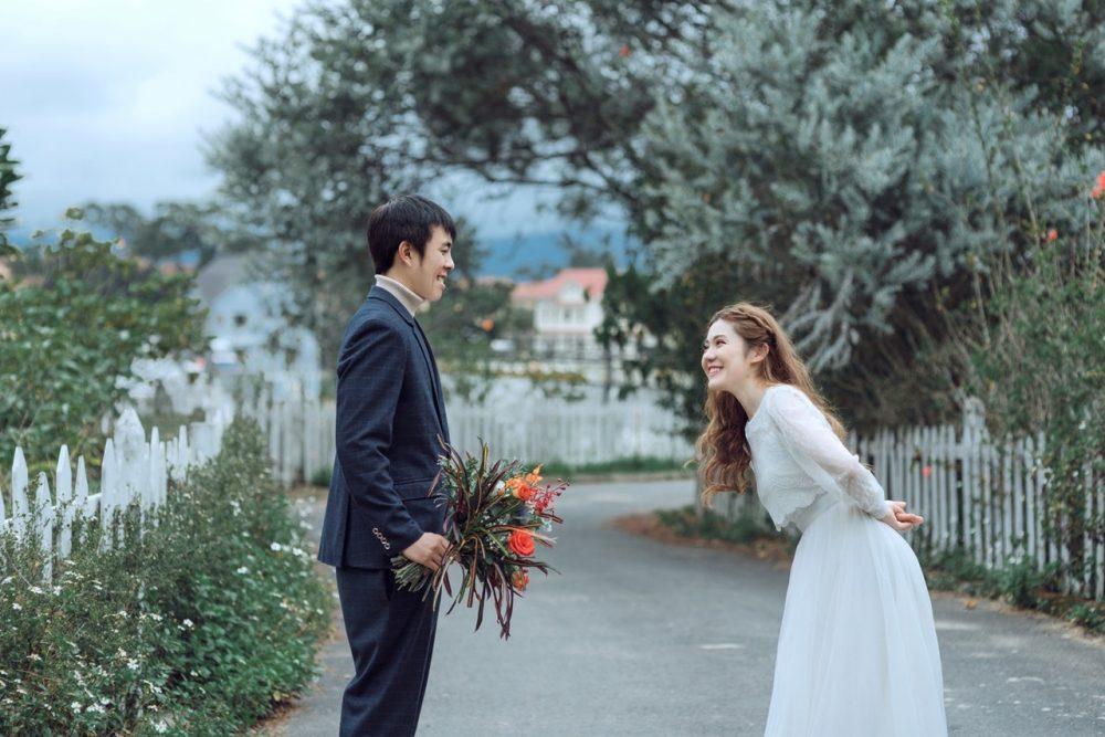 wedding in asia