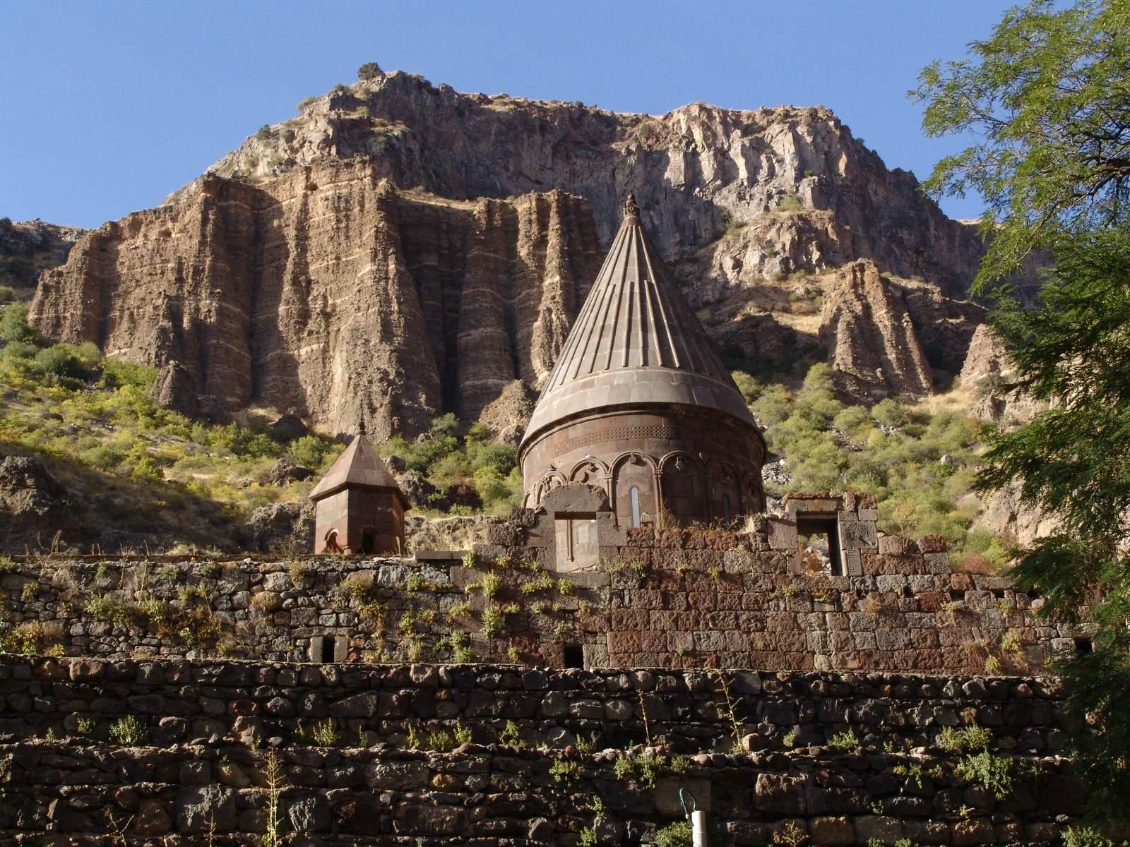 Upper Azat Valley