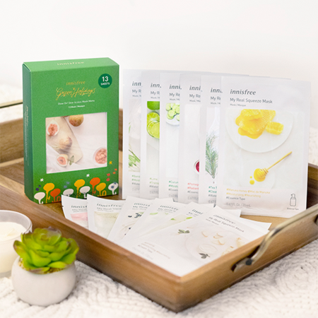 k-beauty masks innisfree