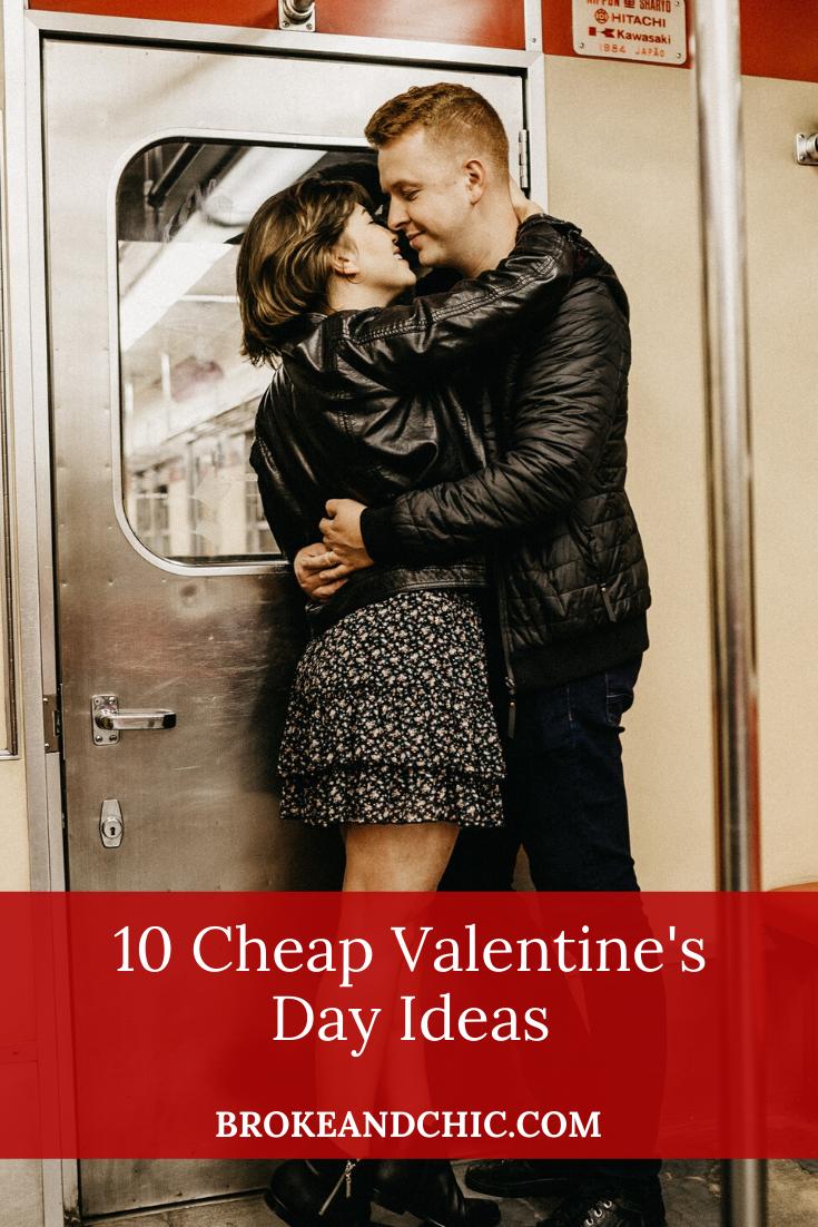 10 Cheap Valentine's Day Ideas