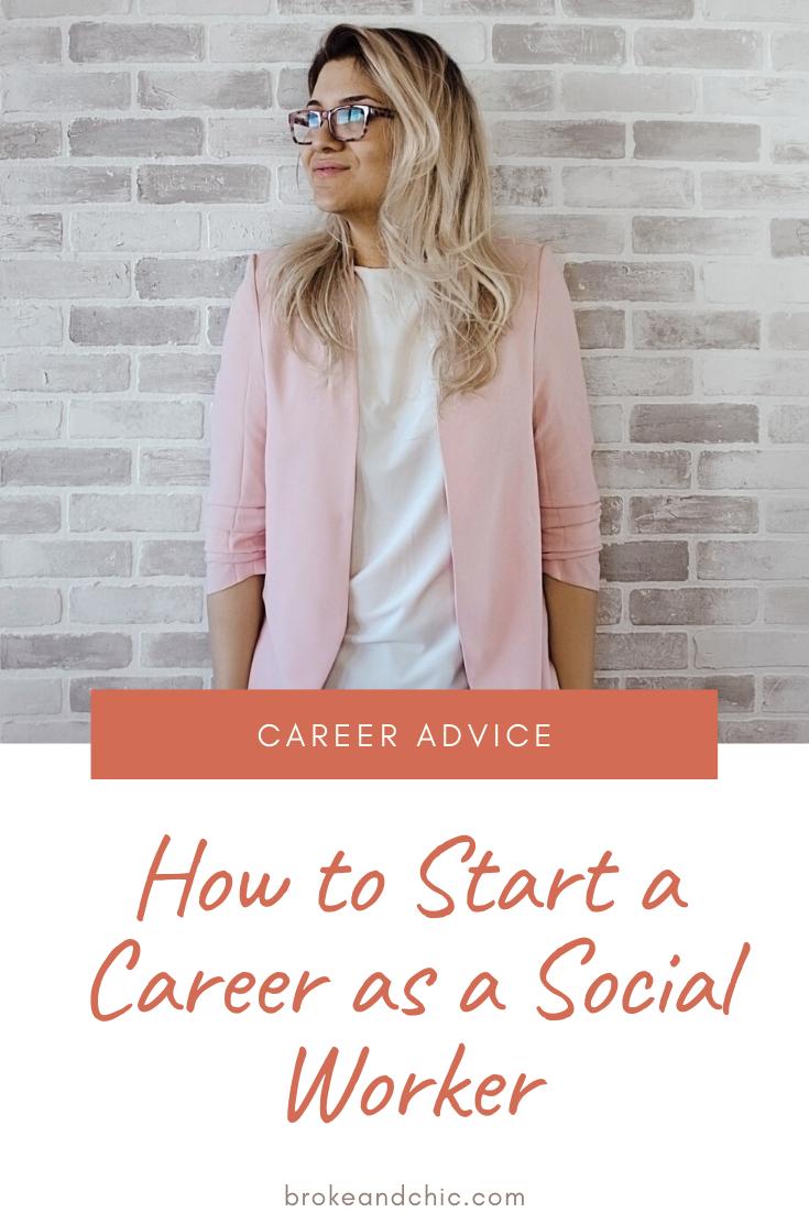 social worker career
