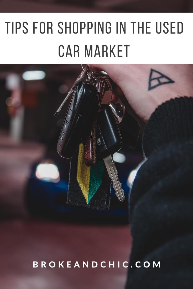 new car keys