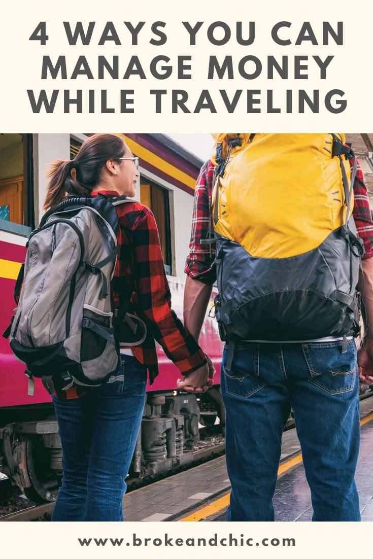 managing money while traveling