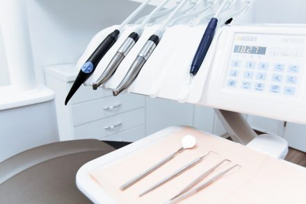 dentist setup