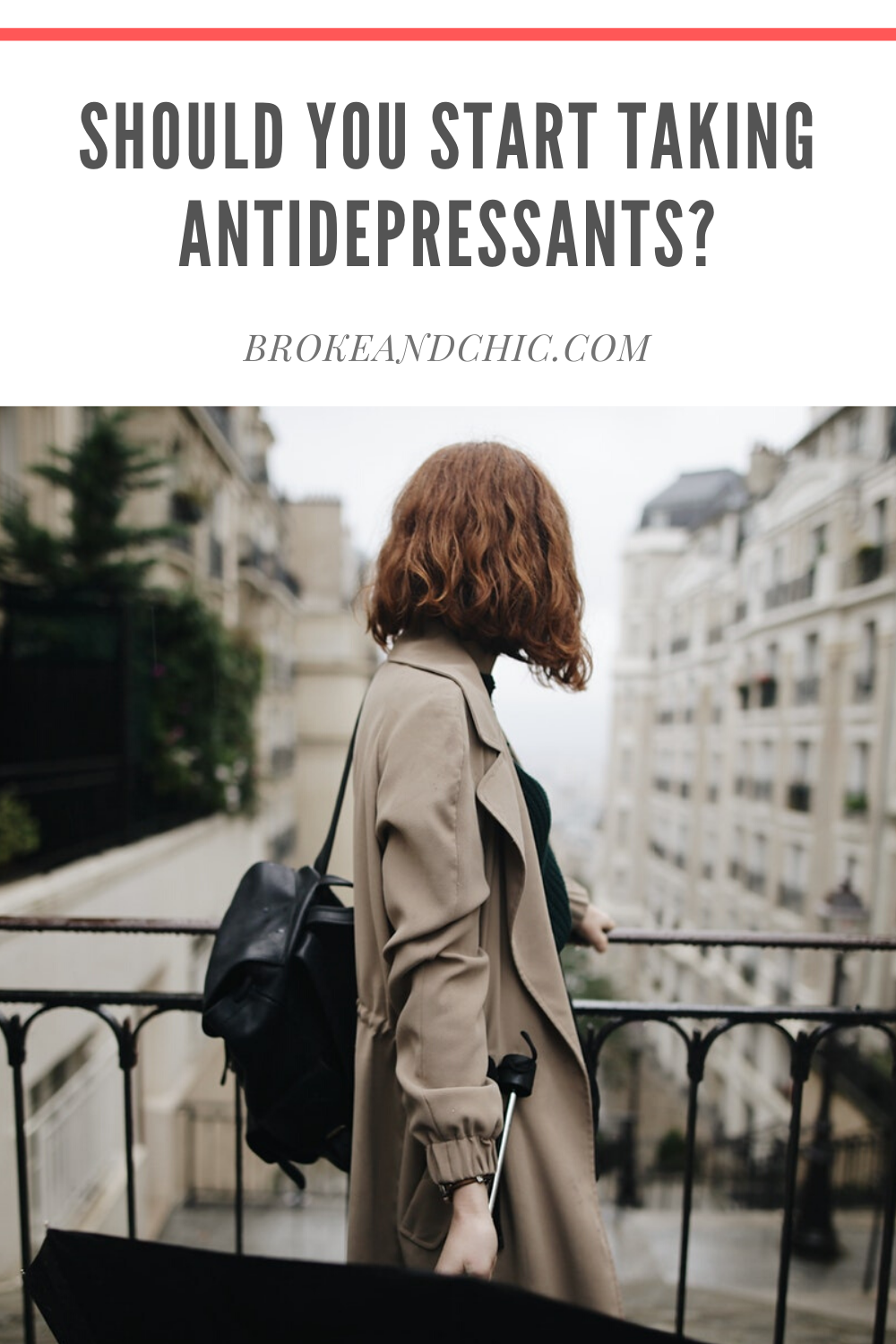 Should You Start Taking Antidepressants?