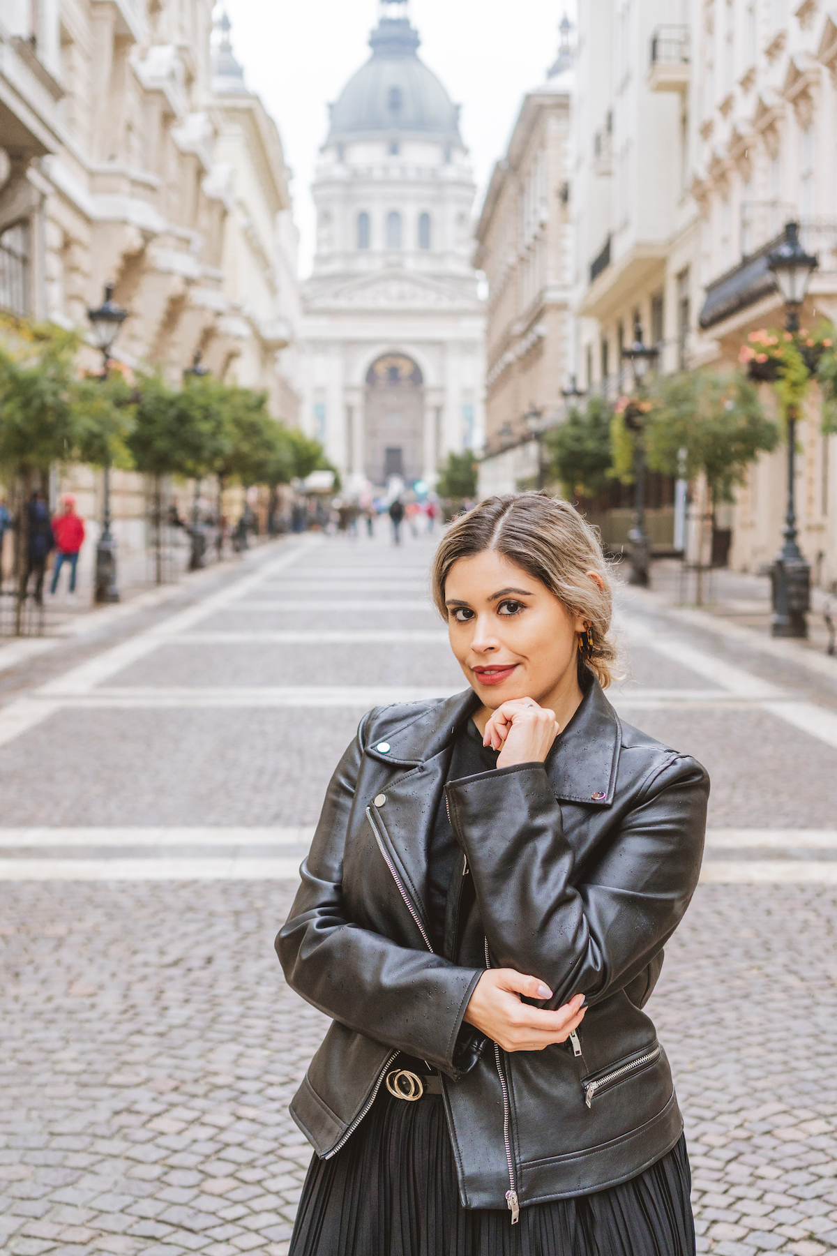 Budapest Hungary street style