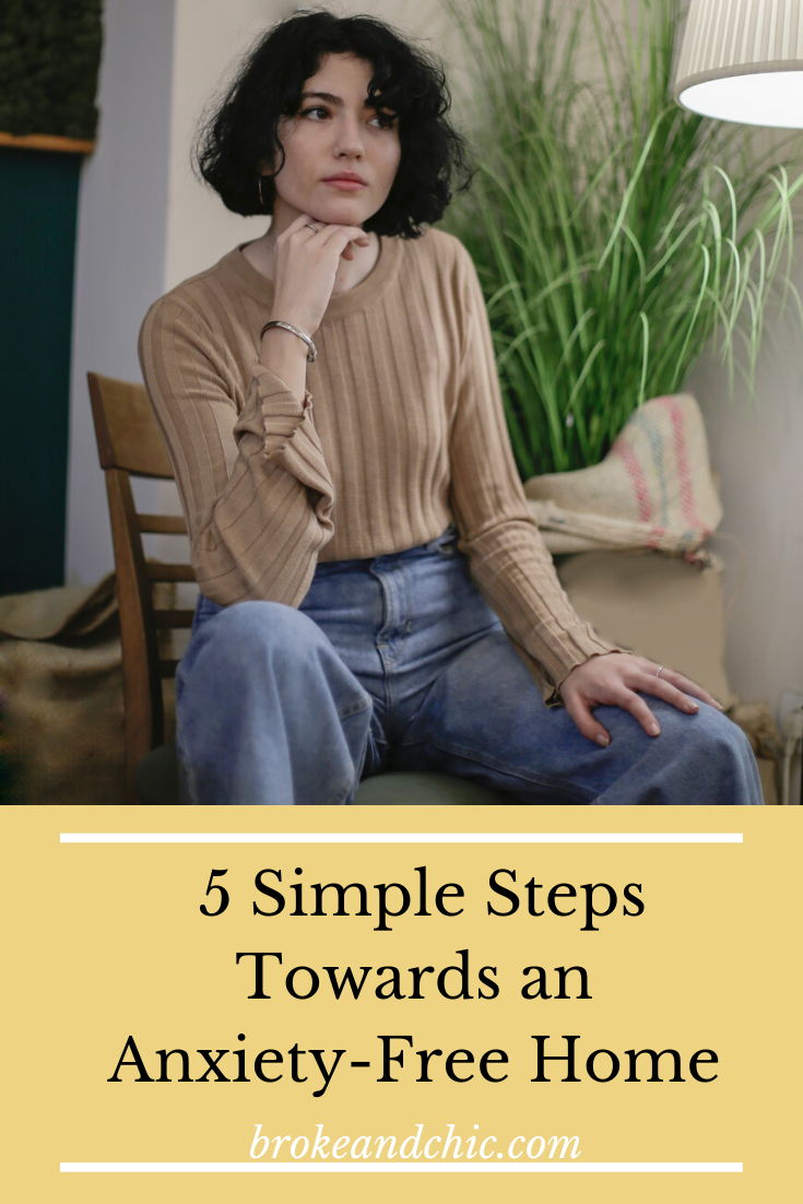 Steps Towards an Anxiety-Free Home