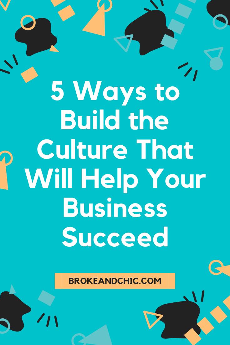 company culture advice