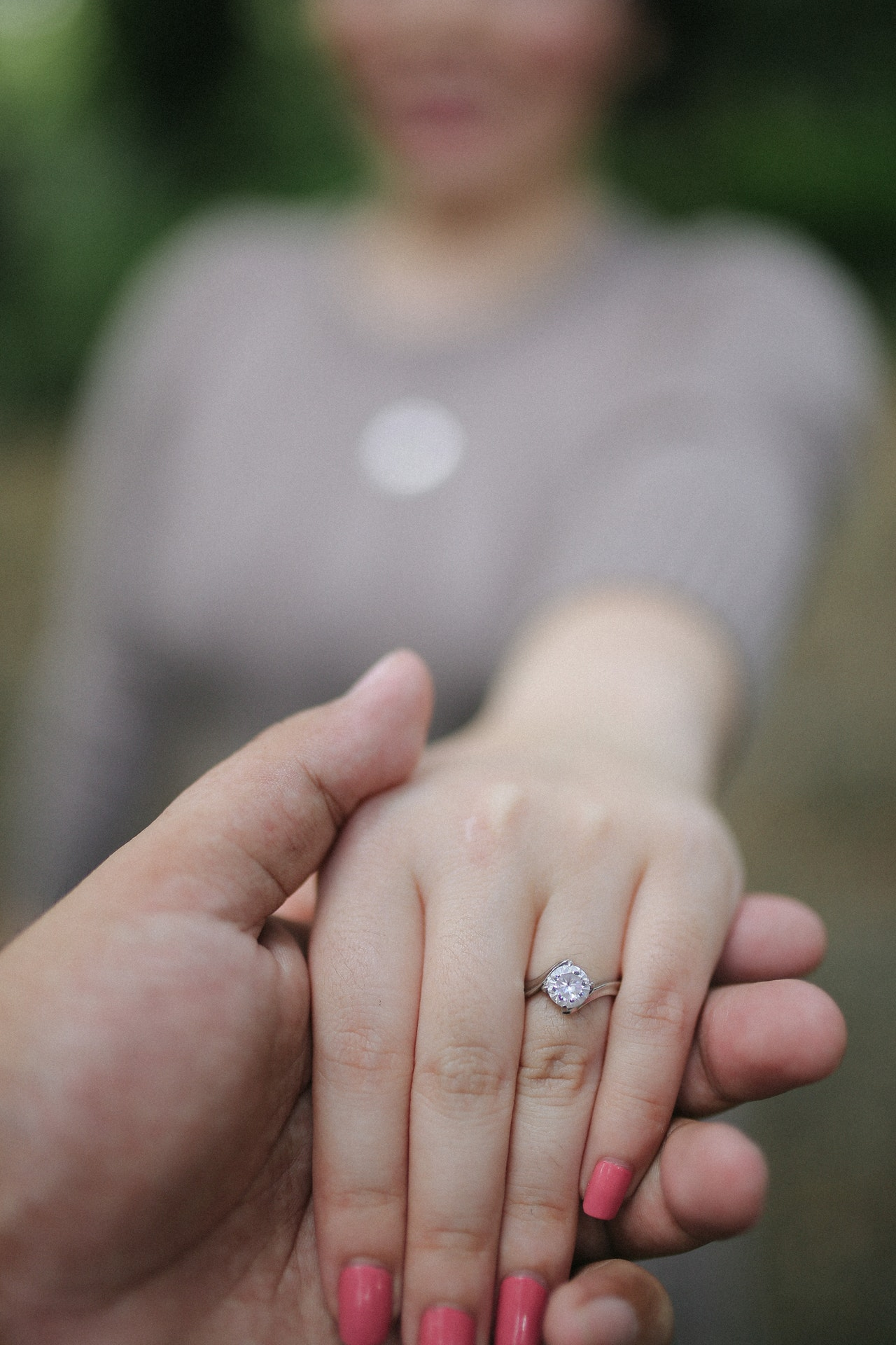 The Perfect Engagement Ring On A Budget