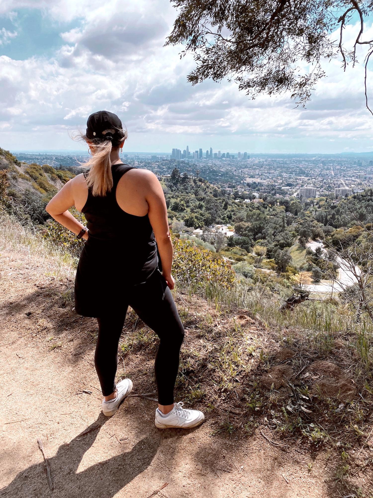 Glendale Hike Los Angeles, CA