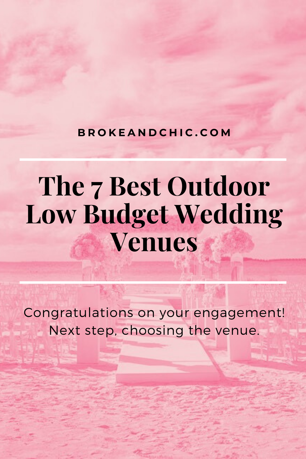 Low Budget Wedding Venues