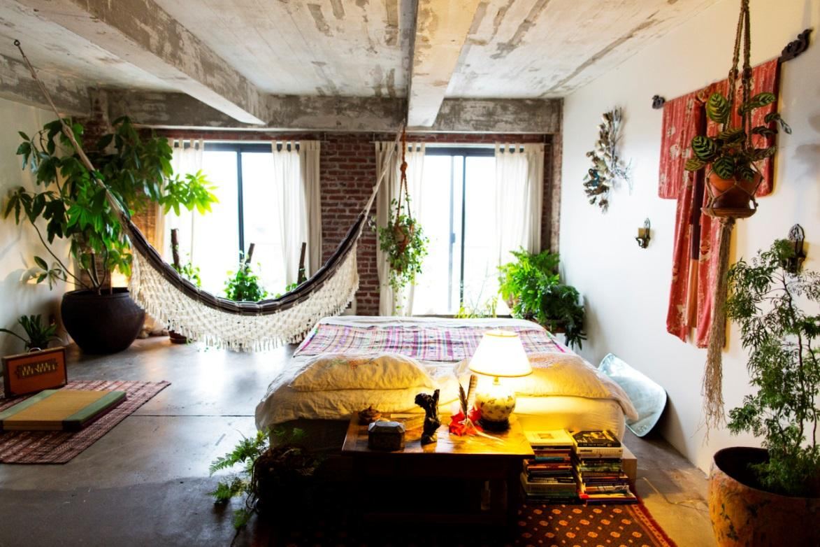 hammock decor