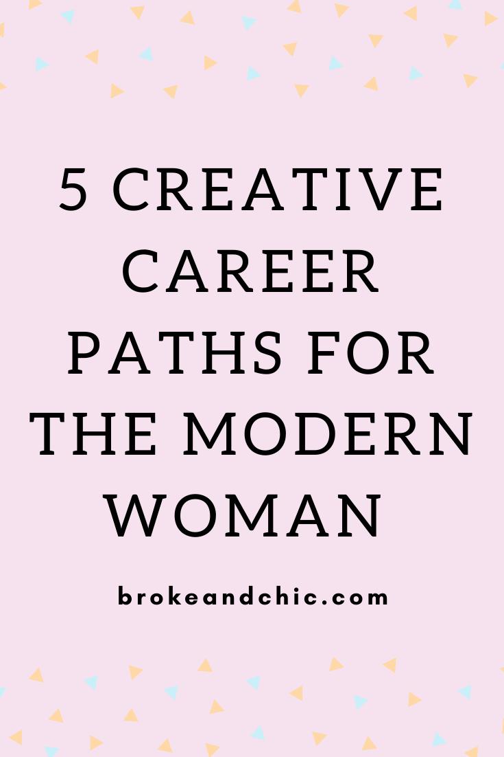 creative career paths