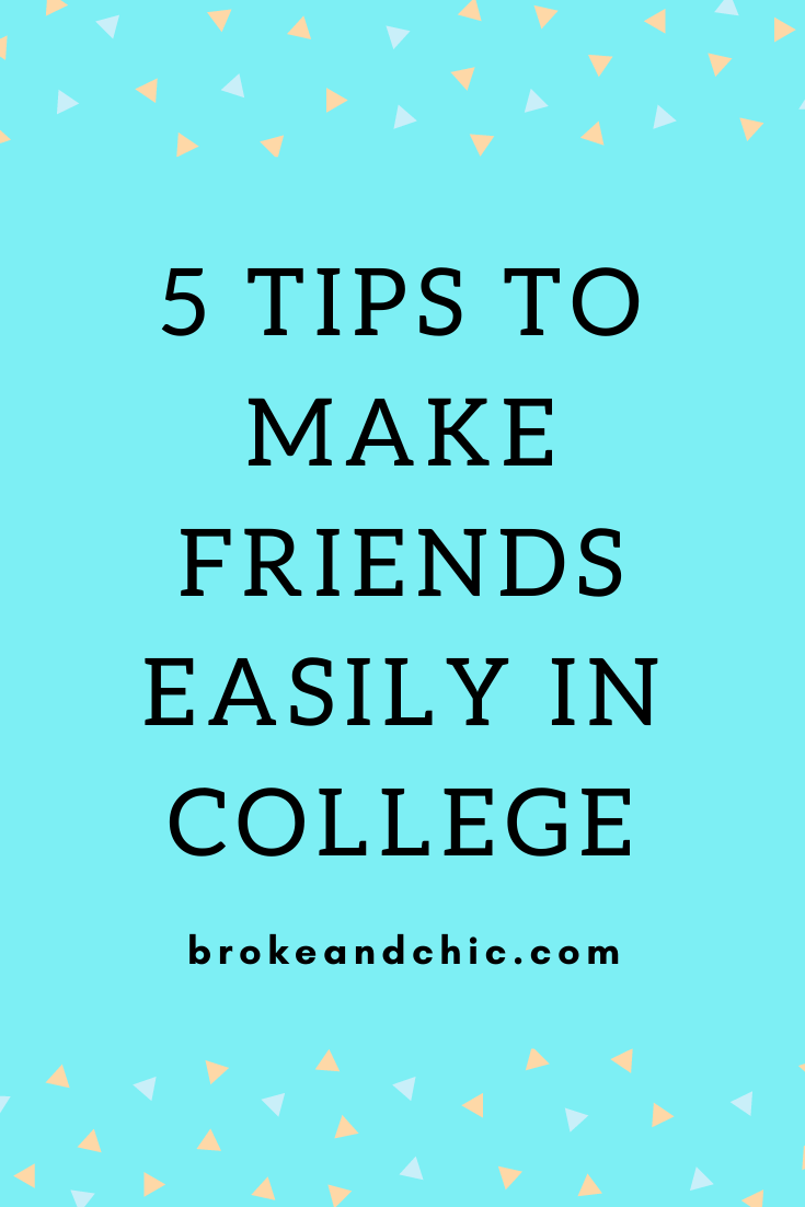 Make Friends Easily