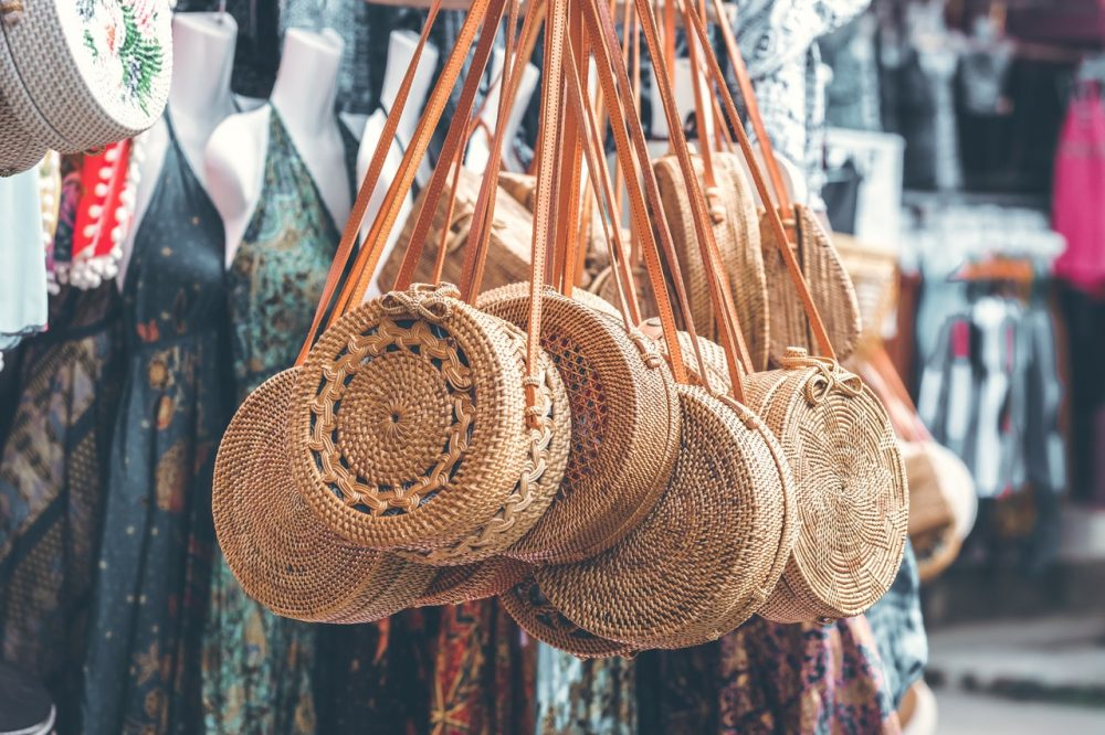 Rattan Bags