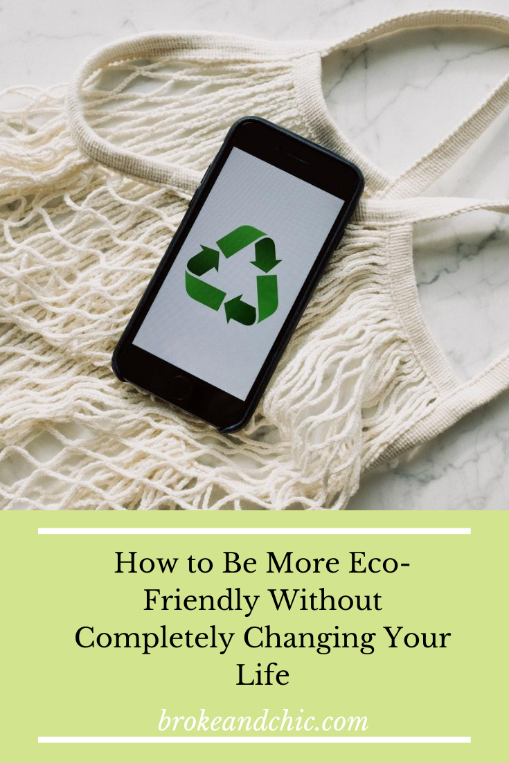 eco-friendly lifestyle tips