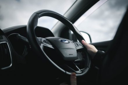 ford steering wheel