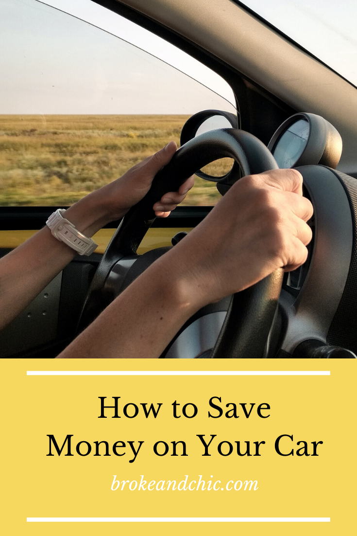 how to save on owning a car