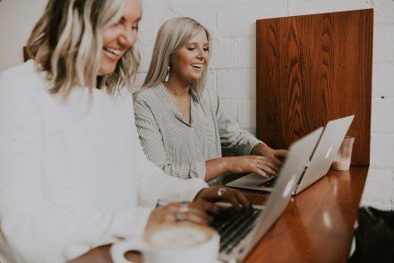 women working
