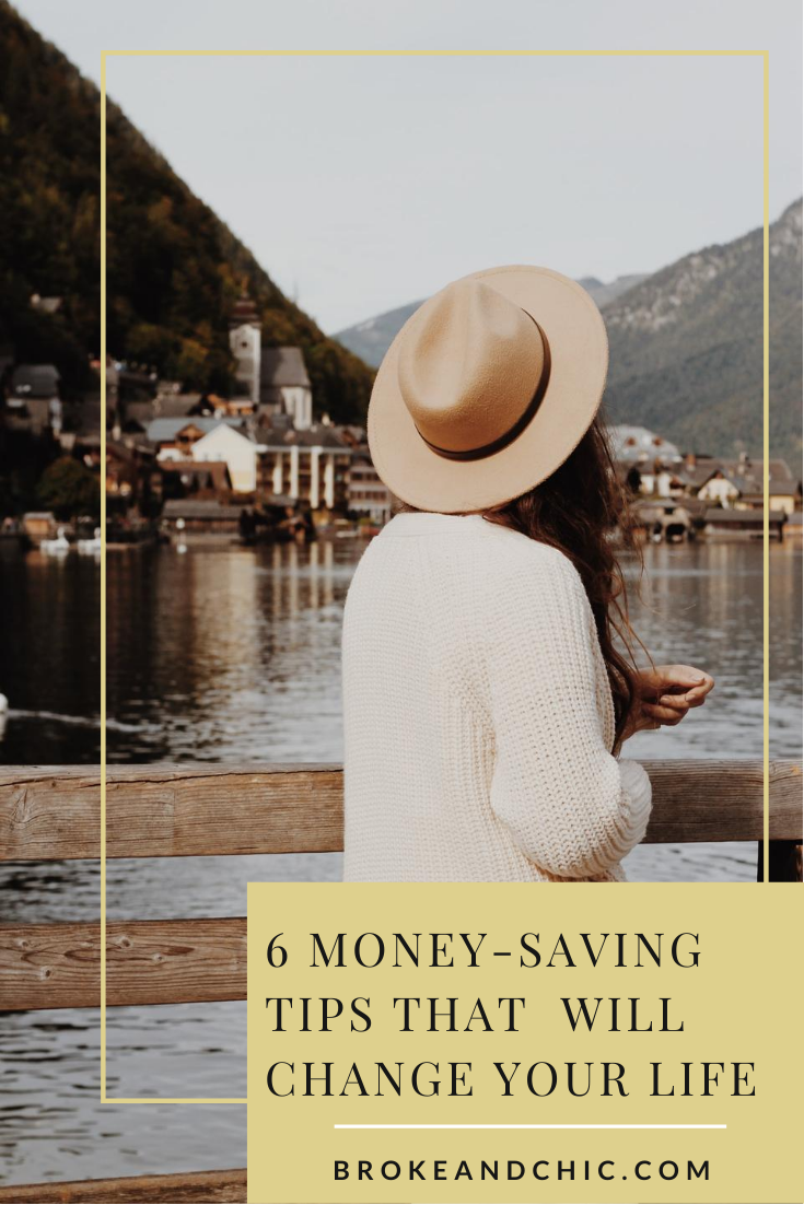 advice on how to save money over time