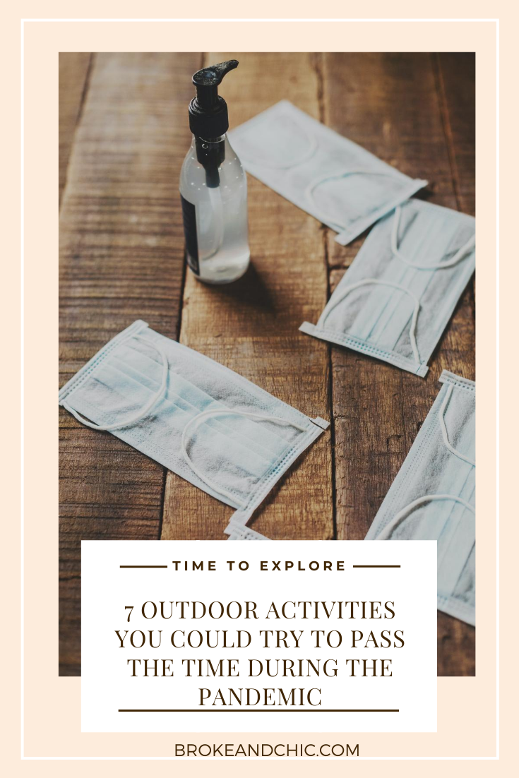 things to do outside during covid