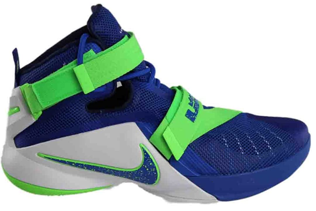 Nike Lebron Soldier 9 Basketball Shoes