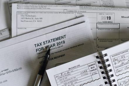 tax statement