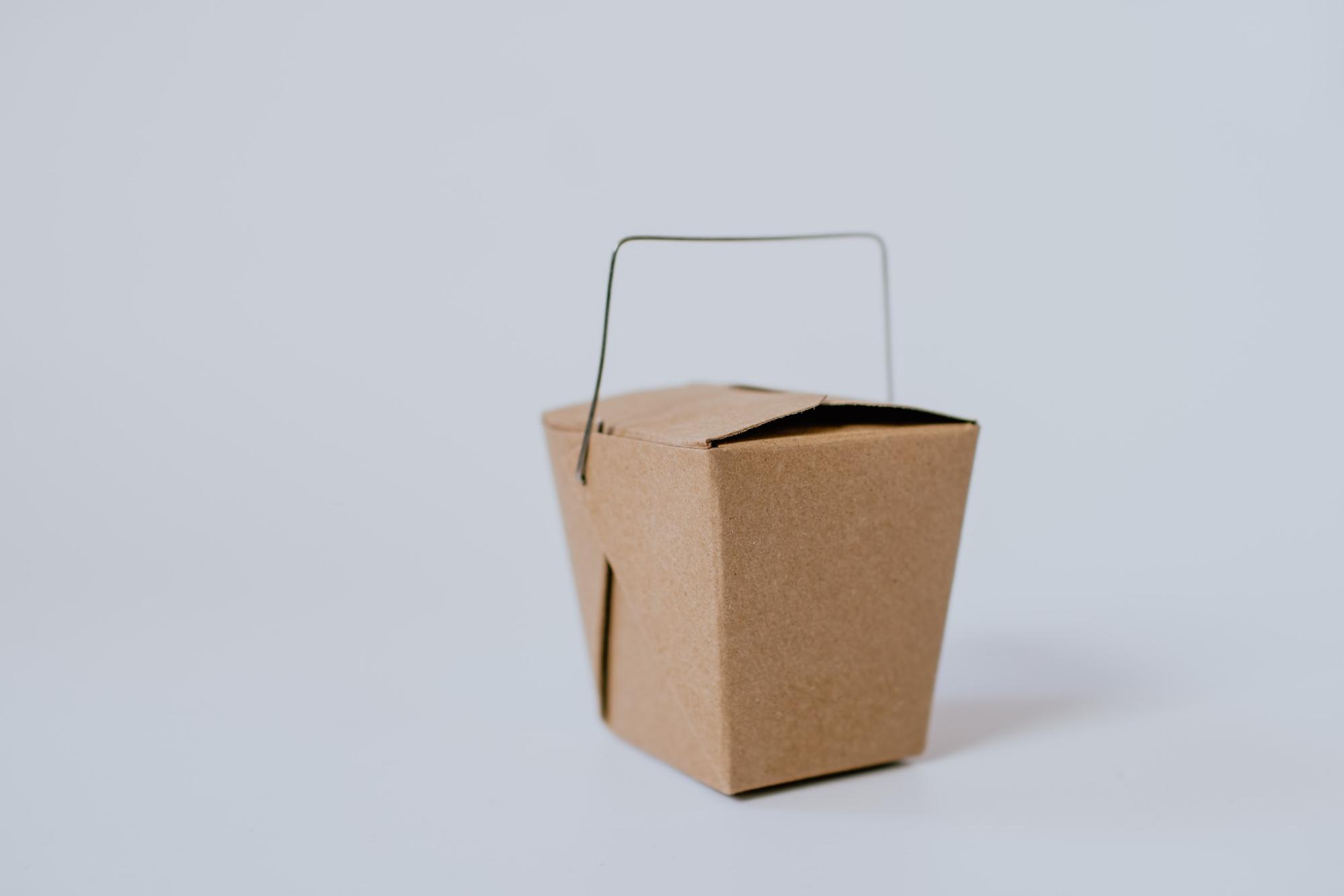 sustainable packaging for food companies