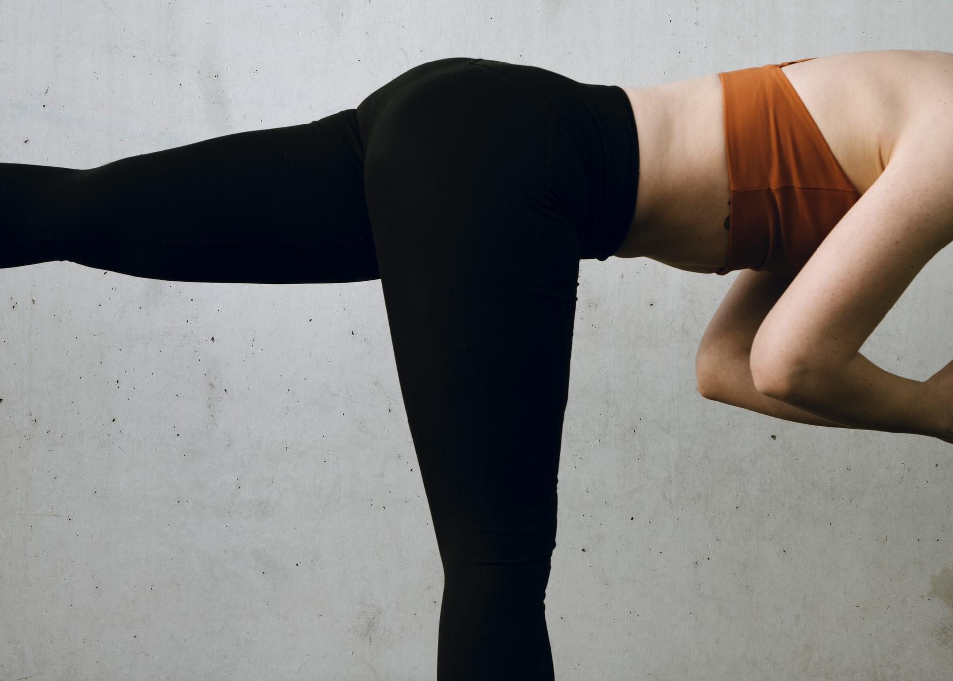 yoga pose inspiration