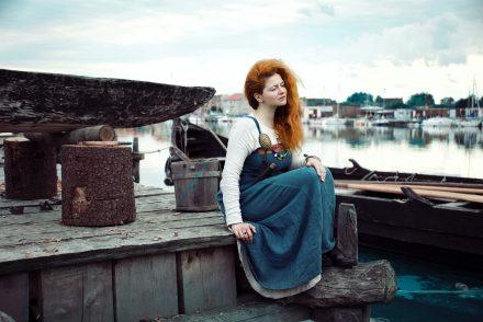 female viking