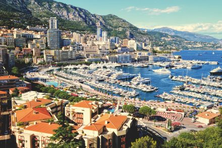 South of France Monaco affordable trip