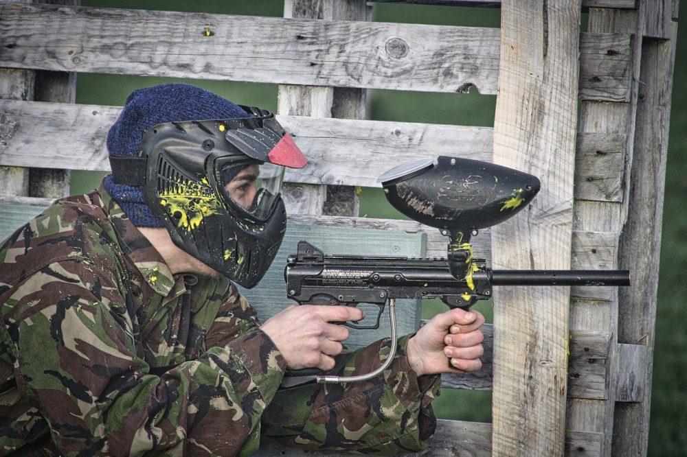 buying a paintball gun