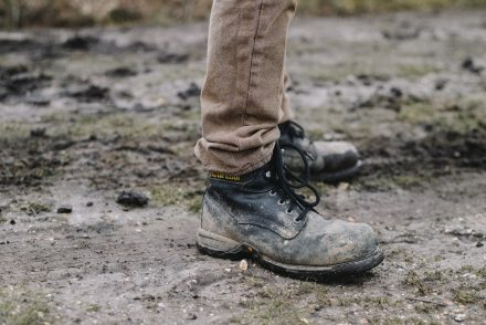 how to pick out work boots