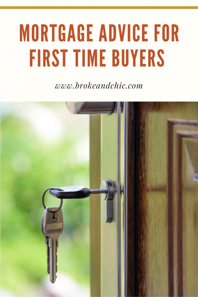 advice for first time homy buyers