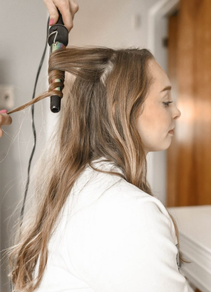 Seven Tips to Make Hair Curling A Lot Easier