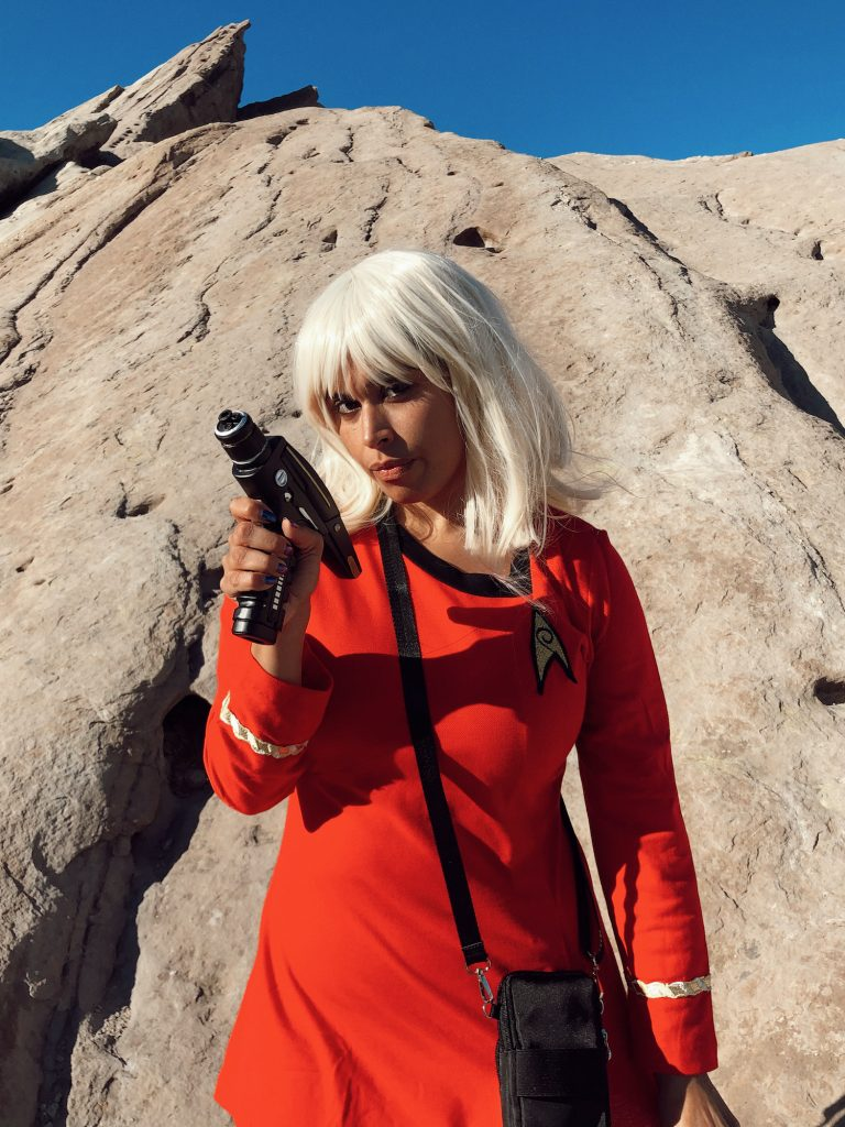 Star Trek cosplay inspiration